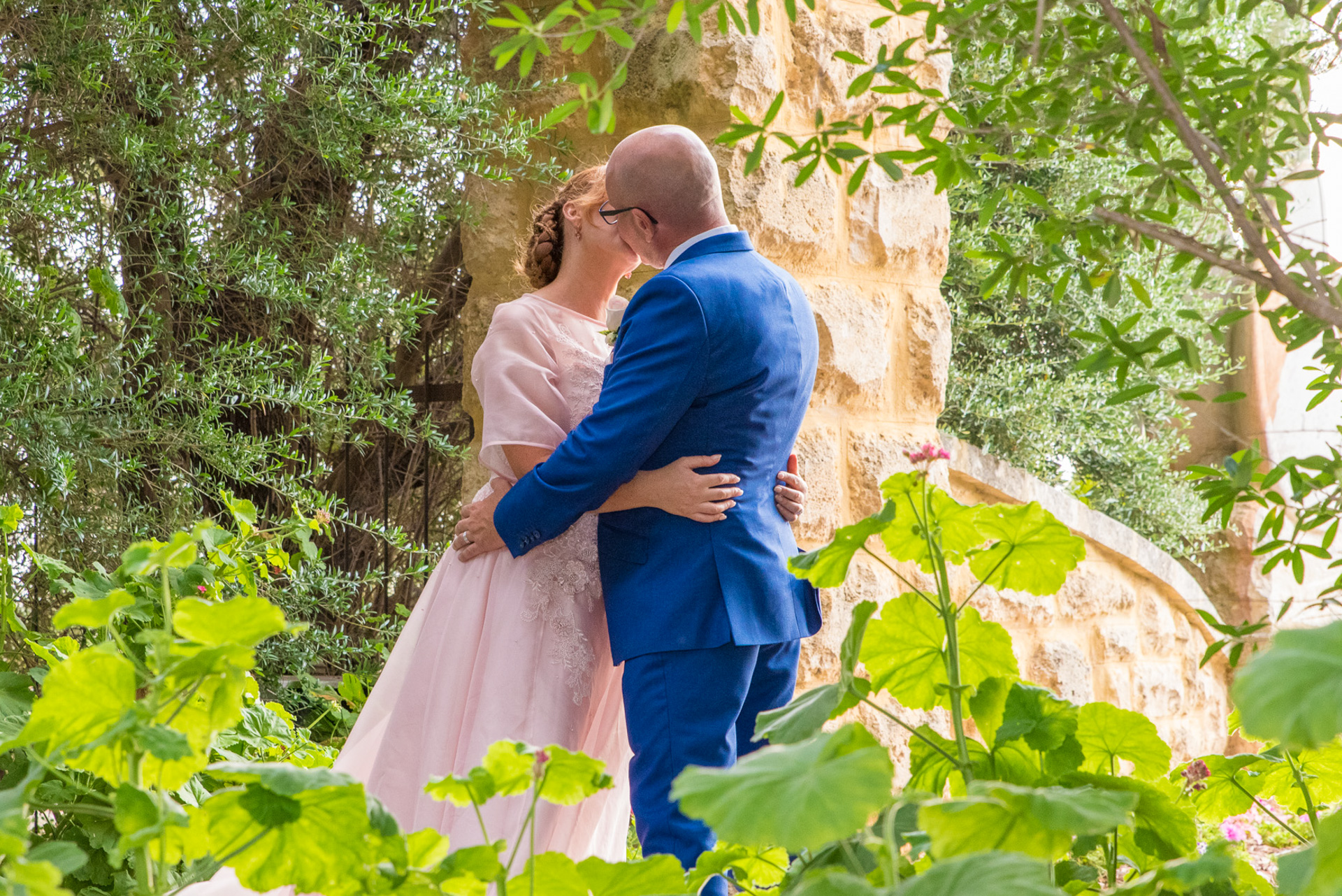 Wedding photo at Guilderton